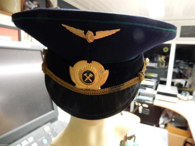 7-Russian -train -conductor -cap