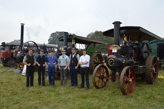 Traction Engine Gathering