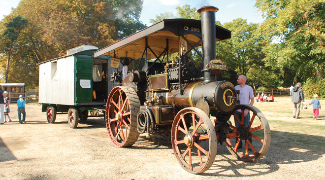 Autumn 2018 Steam Rally's and Heritage Events