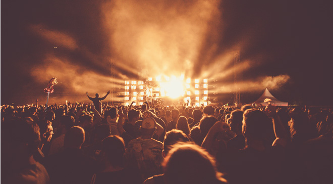 Summer Music Festivals in Norfolk & Suffolk