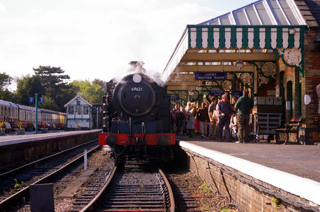 Summer Railway Attractions in Norfolk
