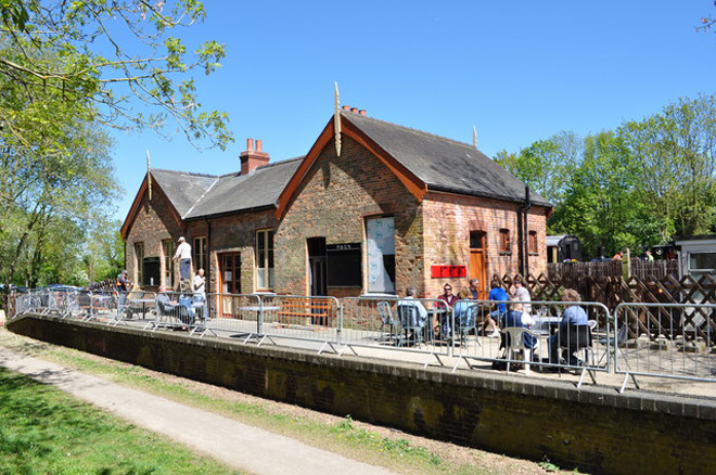 Whitwell -Reepham -Station -2