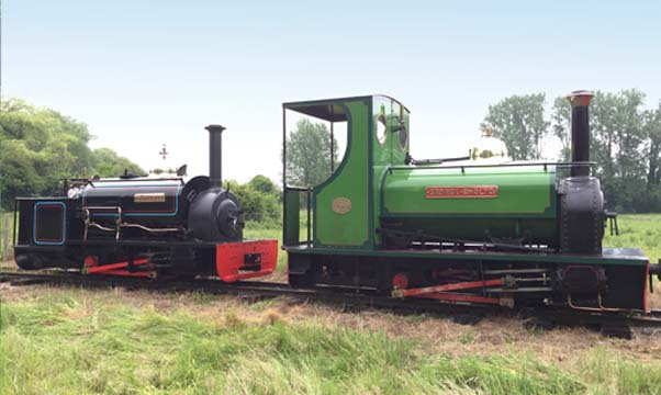 Narrow Gauge East